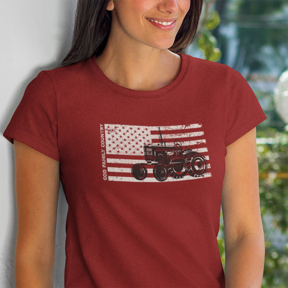 Women's Patriot Apparel