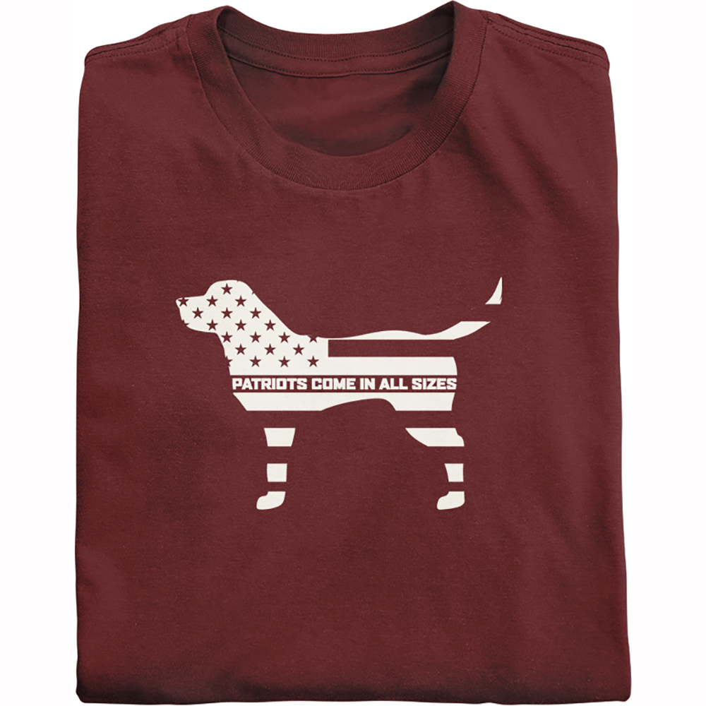 Labrador Retriever Patriot Shirt